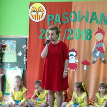 Pasowanie na przedszkolaka 2017r.