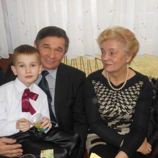 Dzień Babci i Dziadka w starszakach 2014r - zdjęcie 33
