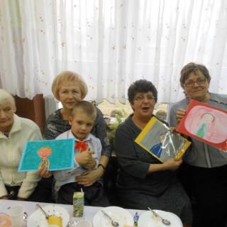 Dzień Babci i Dziadka w starszakach 2014r - zdjęcie 28