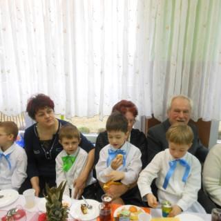 Dzień Babci i Dziadka w starszakach 2014r - zdjęcie 29