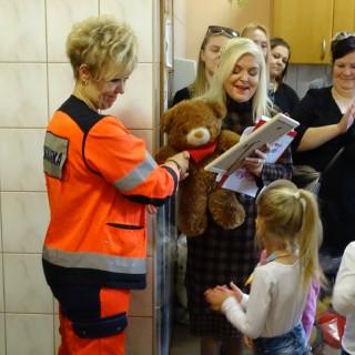 """Akcja charytatywna """"Misie dla chorych dzieci""""2019r. - zdjęcie 3"""