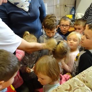 """Akcja charytatywna """"Misie dla chorych dzieci""""2019r. - zdjęcie 12"""